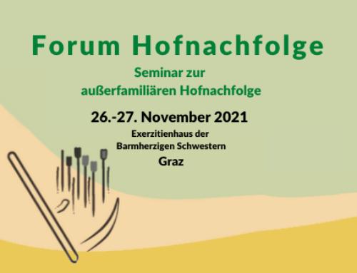 Forum Hofnachfolge